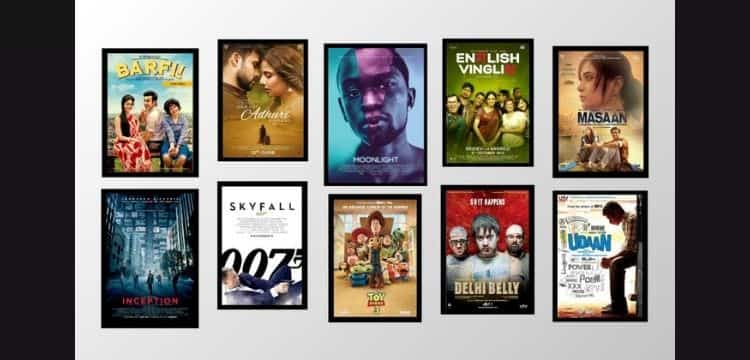 Top 10 movies of the Last Decade