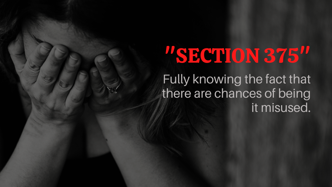 the image show the Section 375