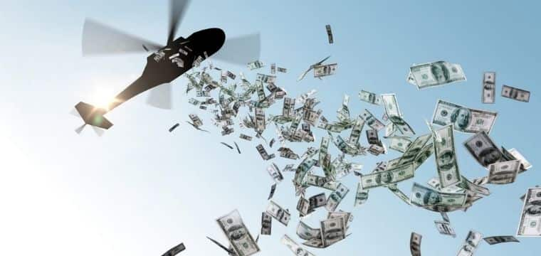 Can Helicopter money be the solution to revive the Indian economy?