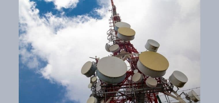 Impact of Corona Lockdown on Telecommunications Sector