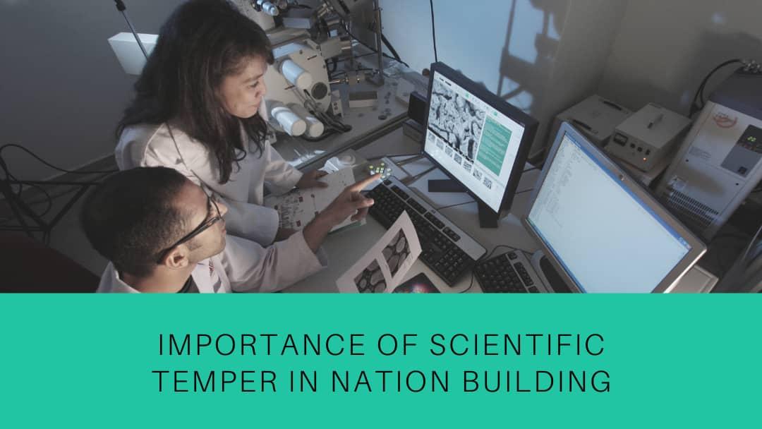 SCIENTIFIC TEMPER
