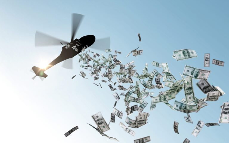 helicopter-money