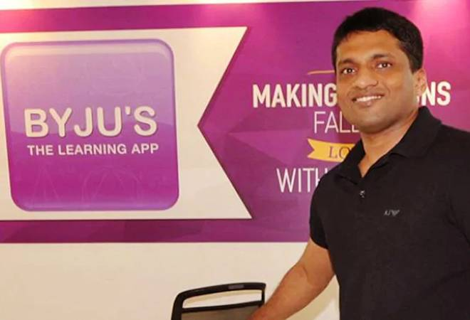 BYJU'S BUYS WHITEHAT JR $300M CASH deal is the main focus of this image