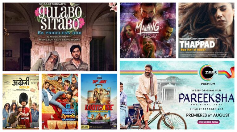 SUPERSTAR'S MOVIES RELEASING ON OTT PLATFORMS THIS YEAR