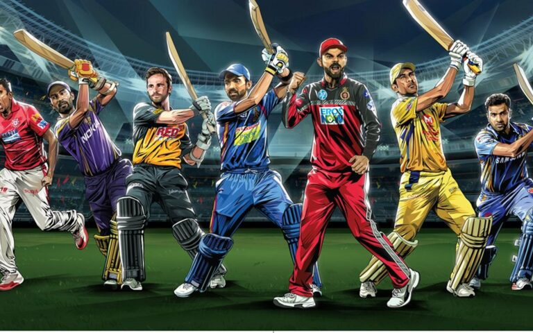 Image shows Contending Teams of Dream11 IPL 2020 and their Captains