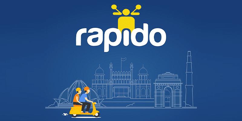 Rapdio growing fast-RAPIDO THE TWO WHEELER CAB