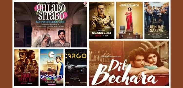 Movies Released on OTT Platforms