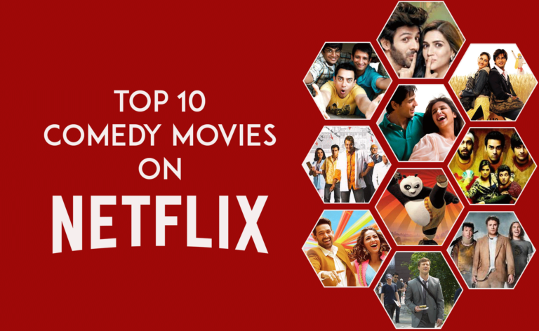 COMEDY MOVIES ON NETFLIX