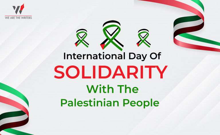 International Day of Solidarity with Palestinian People