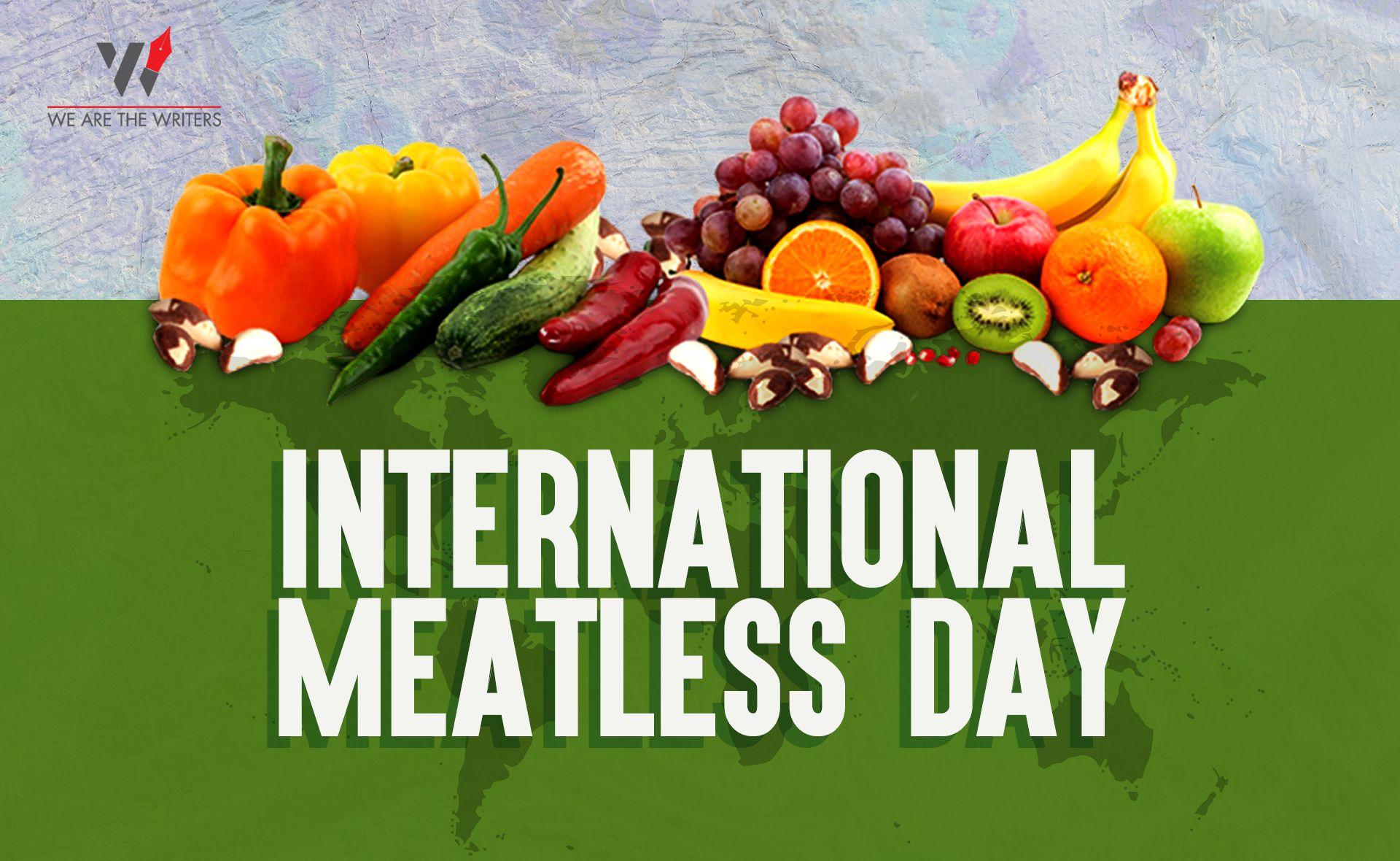 International Vegetarian Day