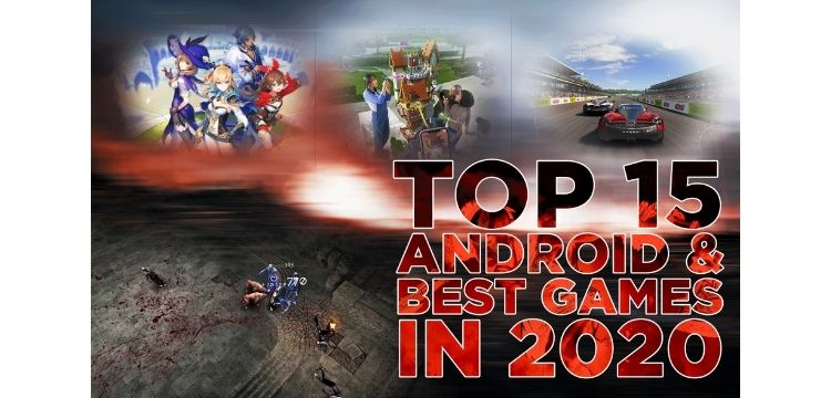 Top Android Games & Best Games