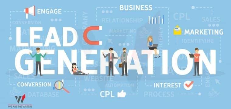 lead generation- digital marketing
