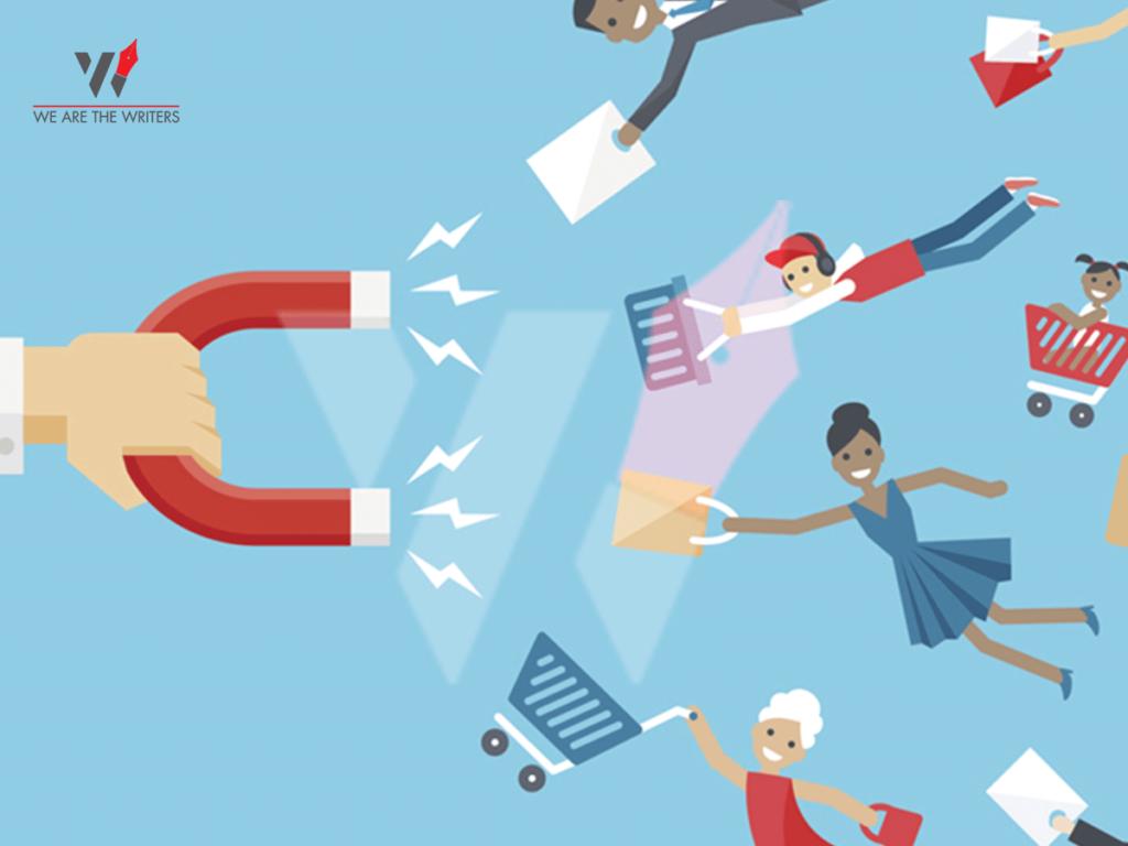 attract more customers- digital marketing