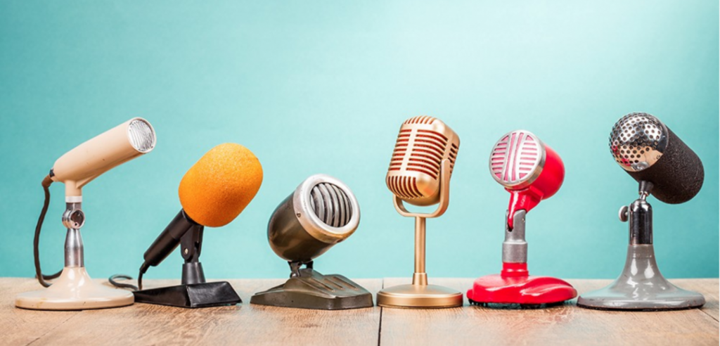 The Best Mics for Podcast