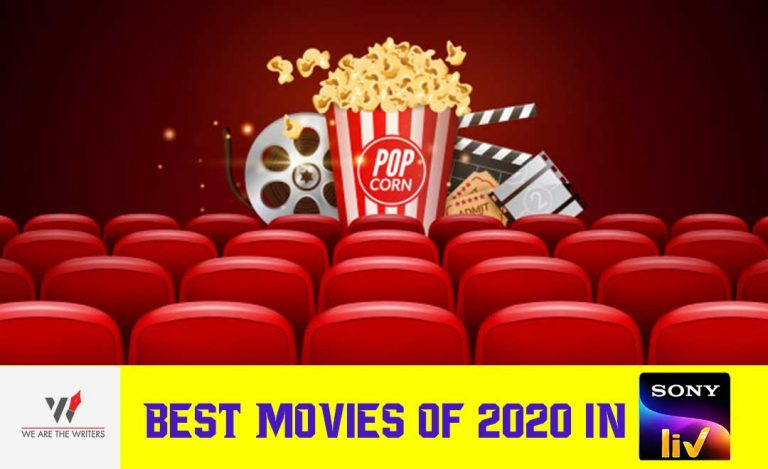 Best Movies of 2020 on SonyLIV