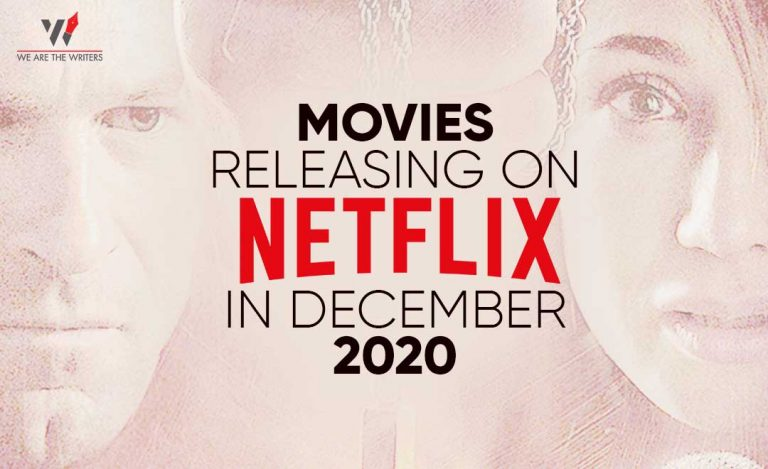 MOVIES RELEASING ON NETFLIX IN DECEMBER 2020