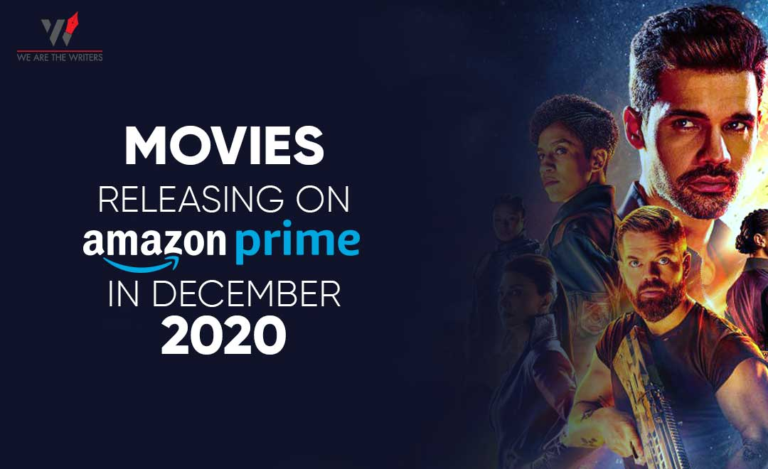 MOVIES RELEASING ON AMAZON PRIME IN DECEMBER 2020