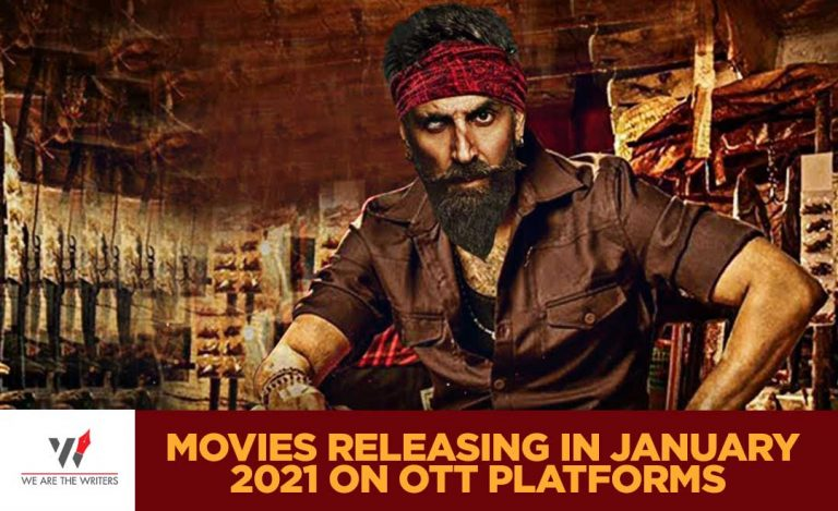 Movies Releasing in January 2021