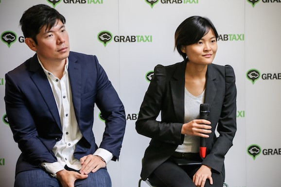 Founders of SNATCH Anthony Tan and Taan Hooi Ling, TOP STARTUP OF WORLD