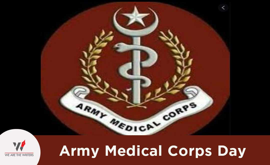Army Medical Corps Day