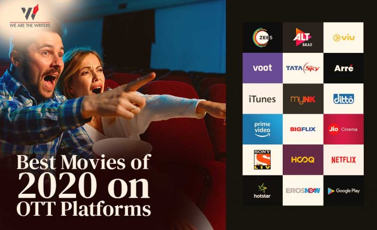 Best Movies of 2020 on OTT Platforms