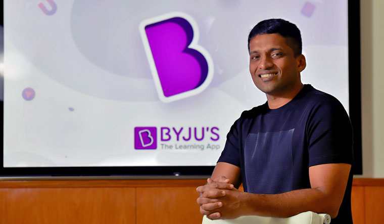 BYJU's founder Byju Raveendran, TOP 10 STARTUPS OF INDIA