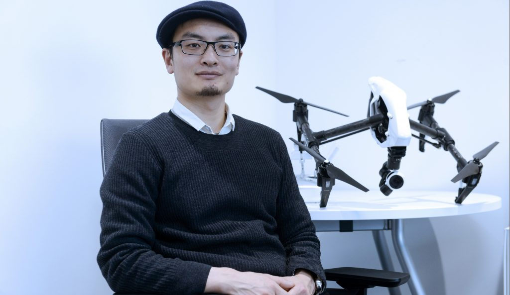 Founder of DJI INNOVATIONS Frank Wang, TOP 10 UNICORN STARTUPS OF INDIA AND WORLD