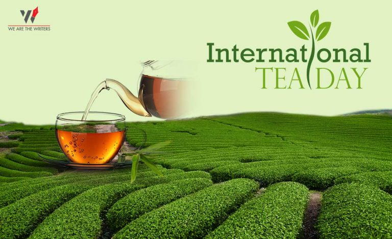 International Tea Day 2020