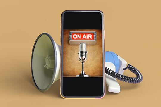 Radio Show for Mom