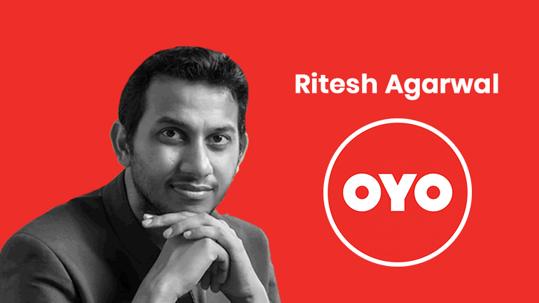 OYO Rooms founder Ritesh Agarwal, top Unicorn Startup