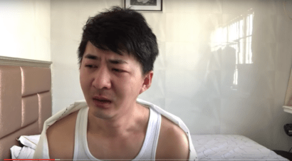 The Missing Reporter of China