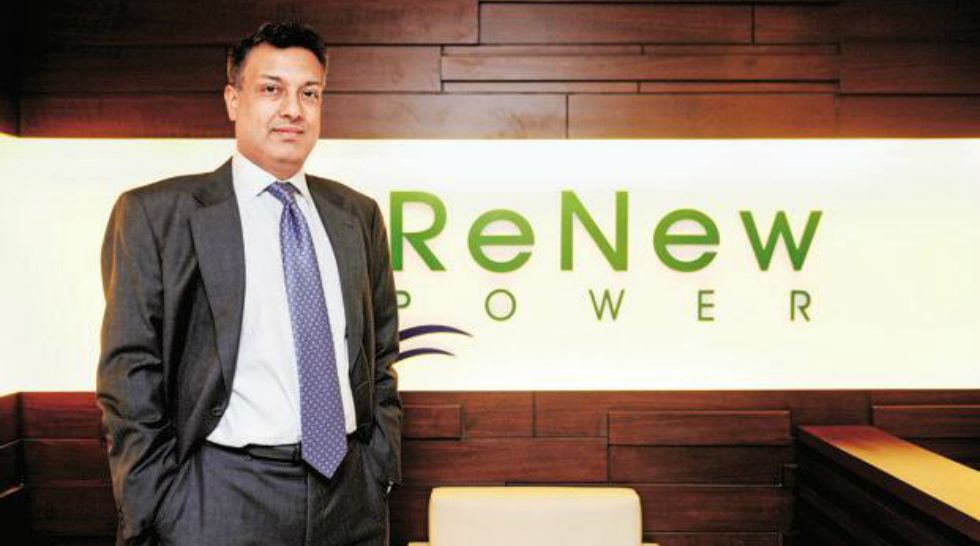ReNew Power founder Sumant Sinha, TOP 10 UNICORN STARTUPS OF INDIA AND WORLD