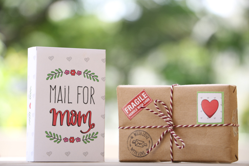 Mail for Mom