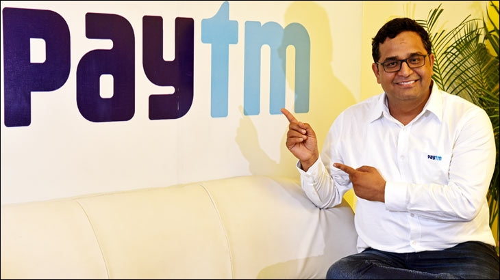 PayTM founder Vijay Shekhar Sharma, TOP 10 UNICORN STARTUPS