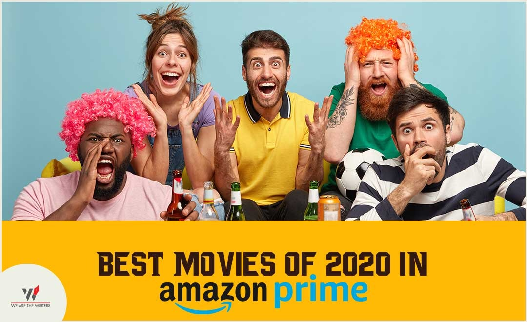Best Movies of 2020 on Amazon Prime Video