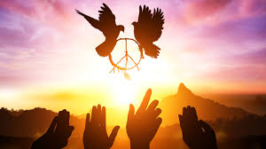 World Day of Peace - GET READY FOR A DAY OF PEACEFULNESS