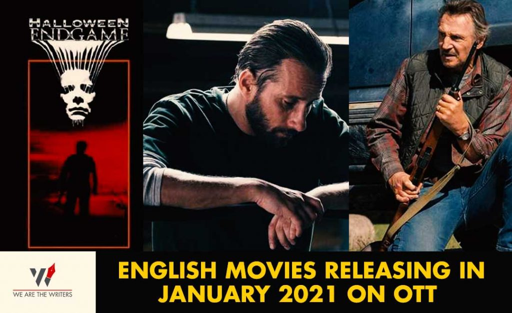 Latest English Movies Releasing in January 2021 on OTT Platforms