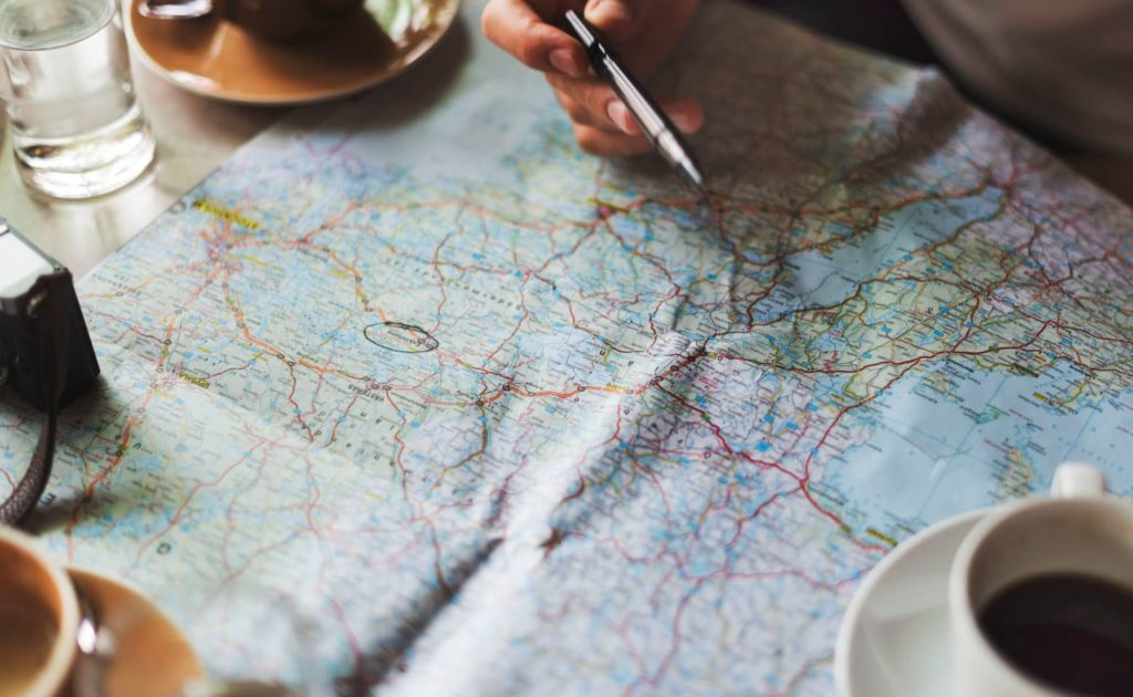 choose travel destination wisely: how to travel on a budget
