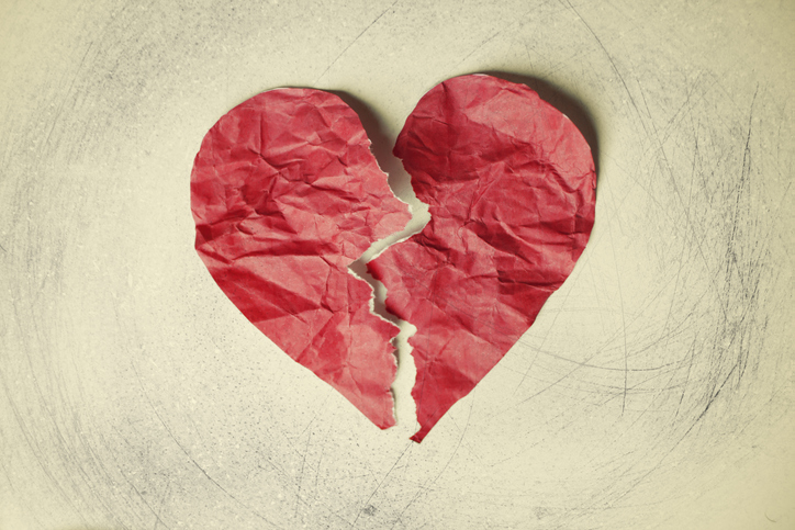 21st February - Breakup Day - Days of the Anti Valentines Week 2021