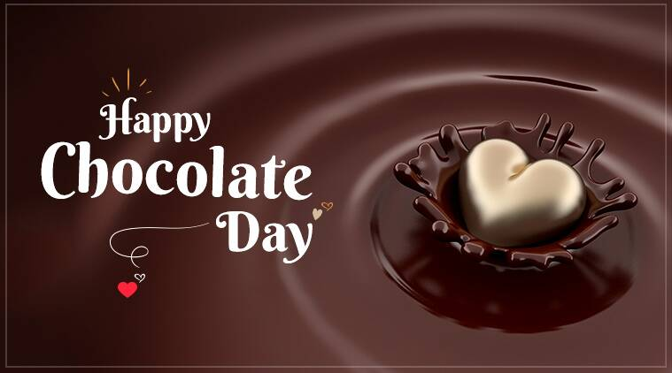9th February - Chocolate Day - Days of the Valentines Week 2021