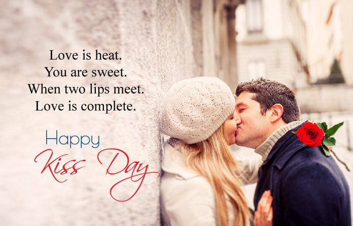 13th February - Kiss Day - Days of the Valentines Week 2021
