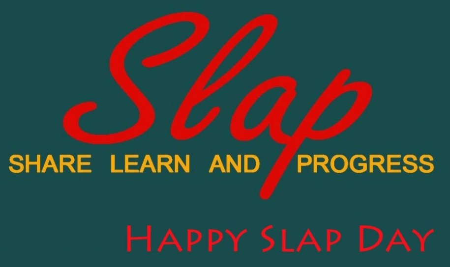 15th February - Slap Day - Days of the Anti Valentines Week 2021