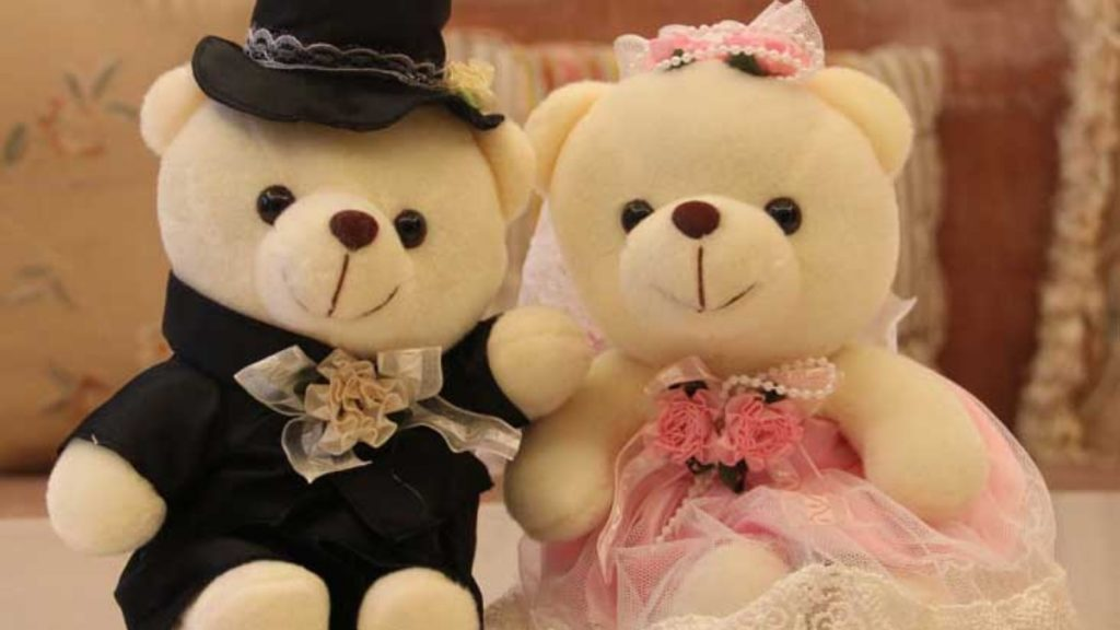 10th February - Teddy Day - Days of the Valentines Week 2021