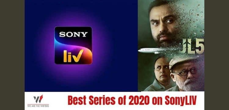 Best Series of 2020 on SonyLIV