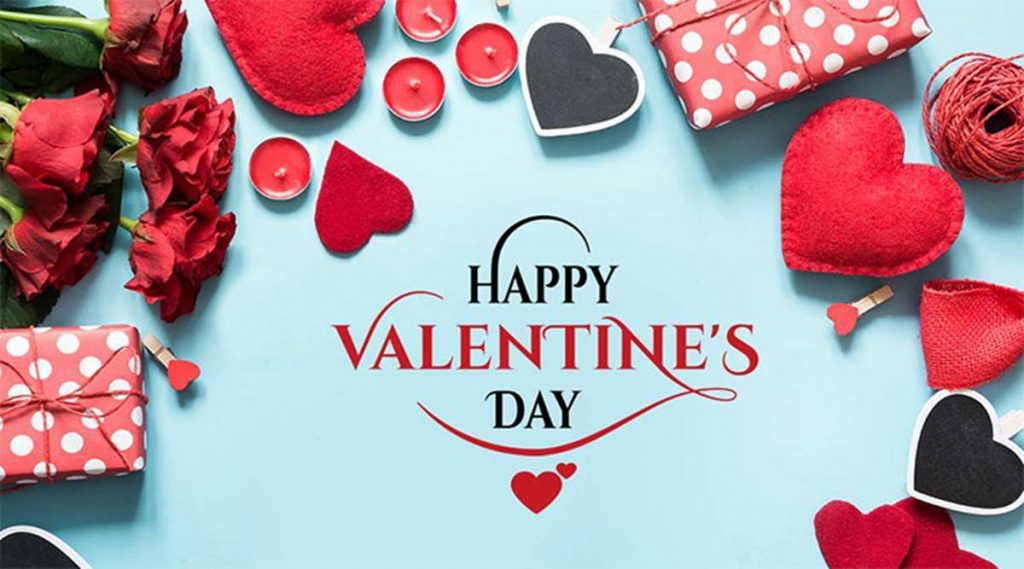 Valentine's Day - List of Important Days in February 2021