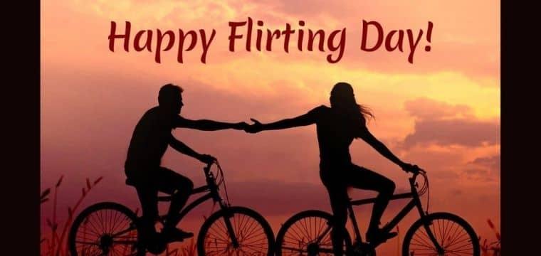 Flirting-Day