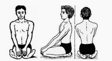 Vajrasana Most Effective Yoga Asanas