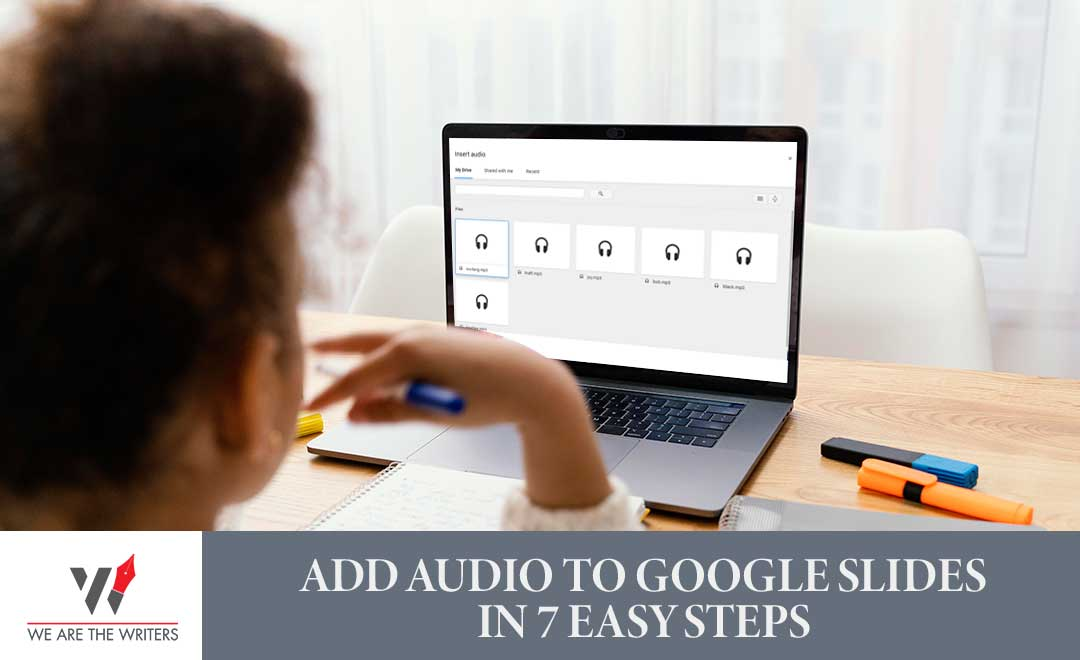 ADD AUDIO TO GOOGLE SLIDES IN 7 EASY STEPS