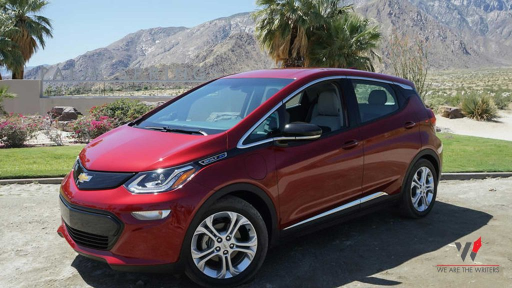 Chevrolet Bolt - 9 BEST ELECTRIC CAR COMPANIES