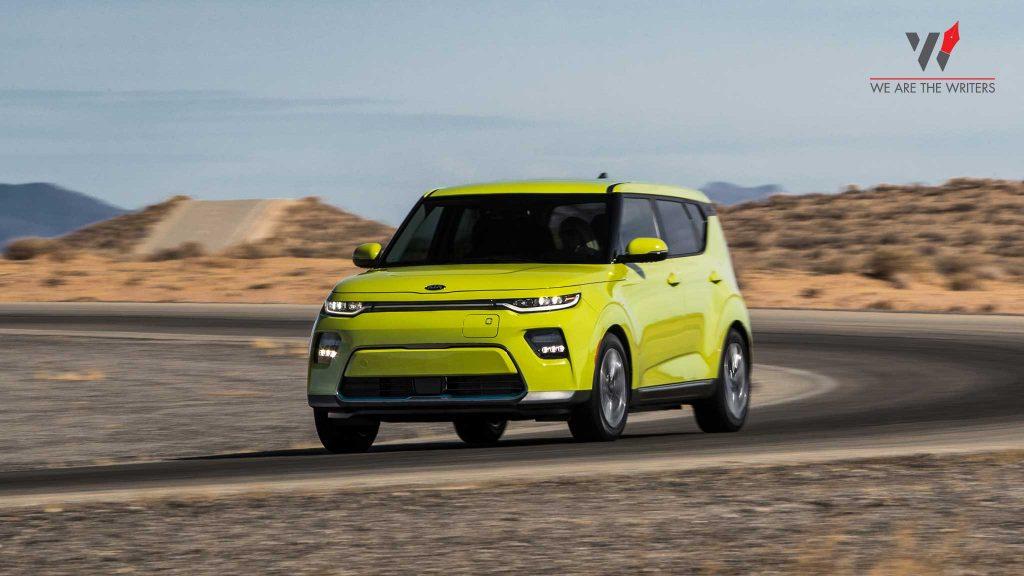 Kia Soul EV - BEST ELECTRIC CAR COMPANIES